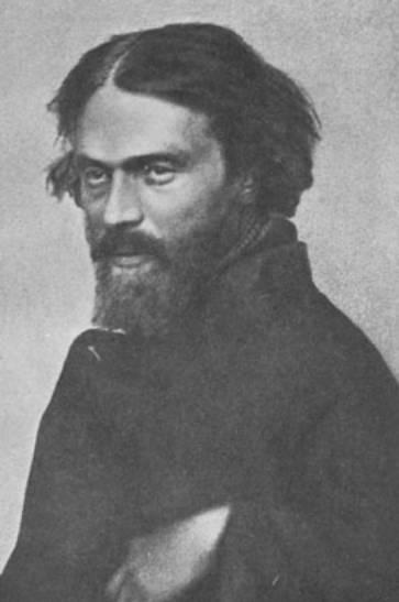 Dagerotyp przedstawiający Cypriana Kamila Norwida