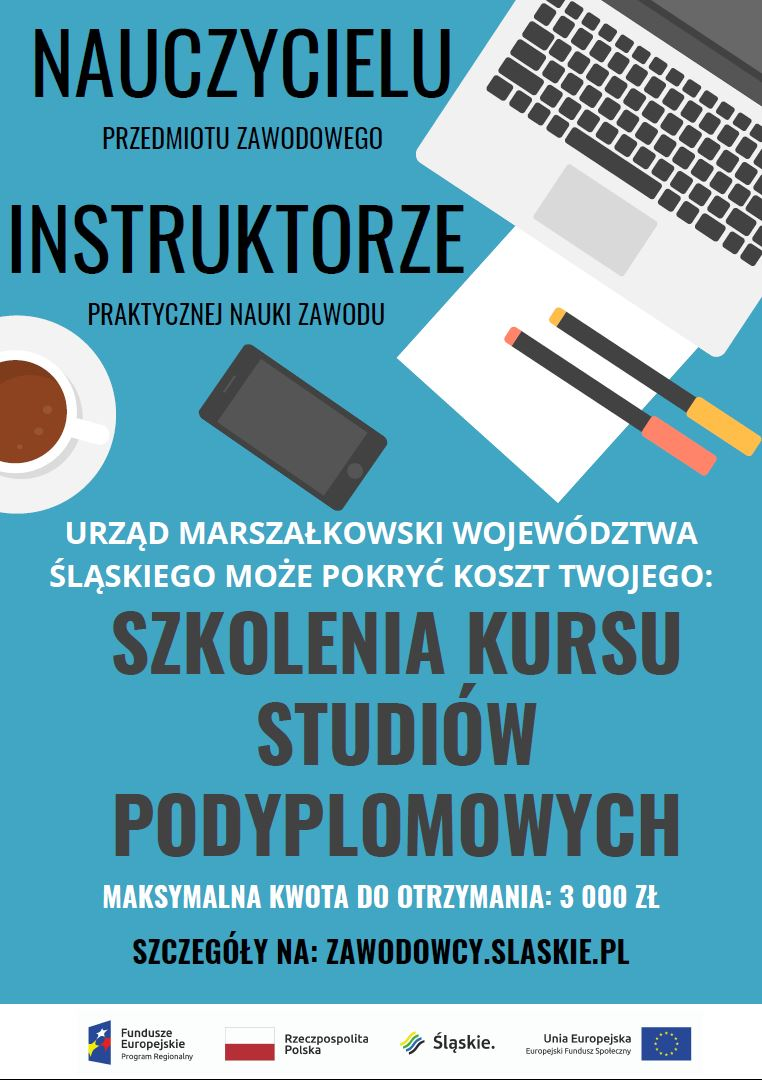 Plakat Centrum Mistrzostwa Informatycznego